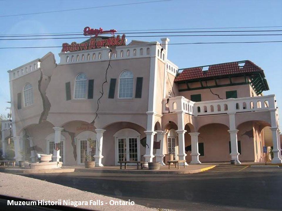 Muzeum Historii Niagara Falls - Ontario