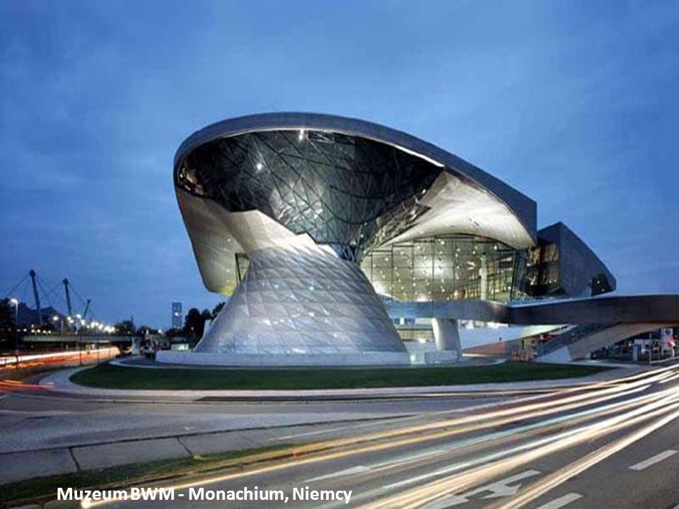Muzeum BWM - Monachium, Niemcy