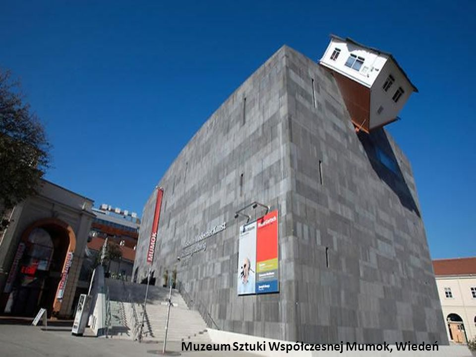 Muzeum Sztuki Współczesnej Mumok, Wiedeń
