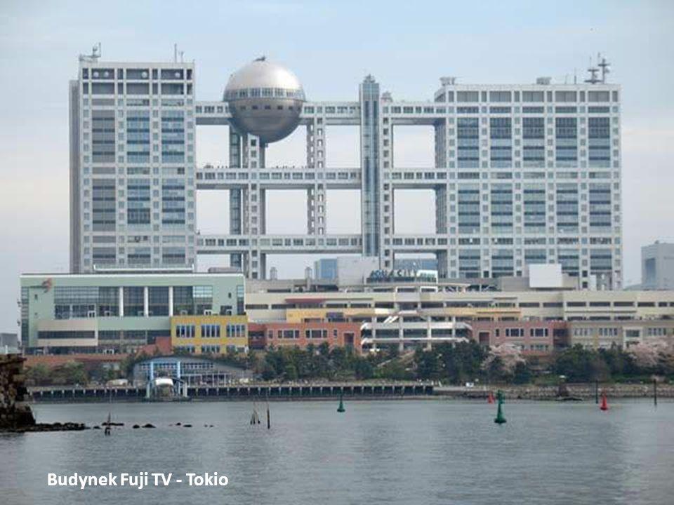 בניין הטלוויזיה של פוג י - טוקיו, יפן
