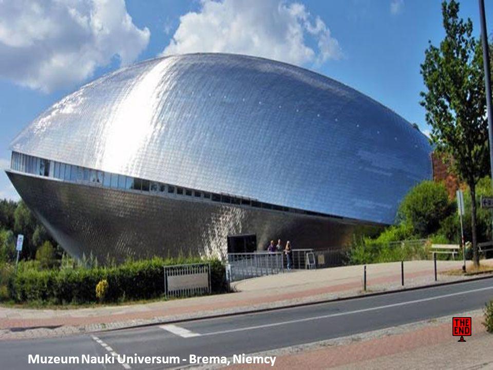 Muzeum Nauki Universum - Brema, Niemcy