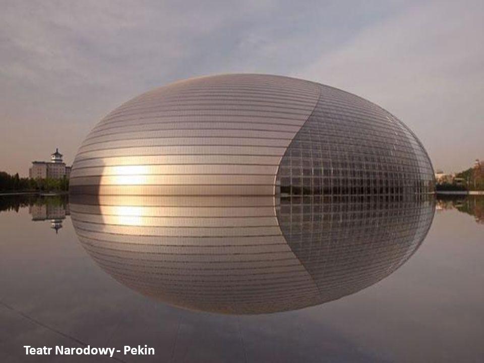 התיאטרון הלאומי - בייג ינג, סין