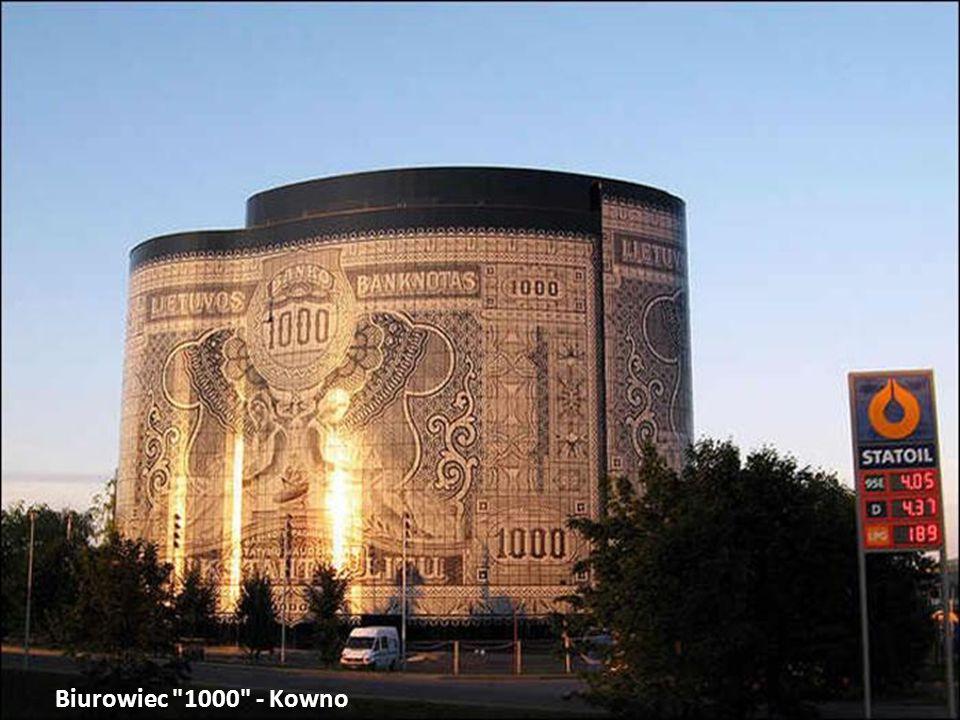 בניין המשרדים 1000 - קאונס, ליטא