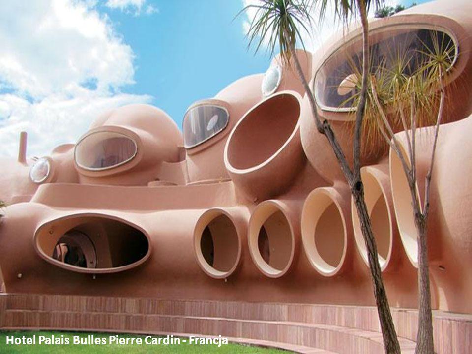 Hotel Palais Bulles Pierre Cardin - Francja
