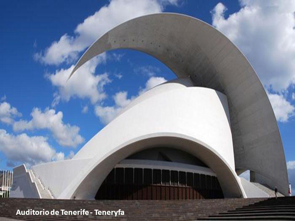 Auditorio de Tenerife - Teneryfa
