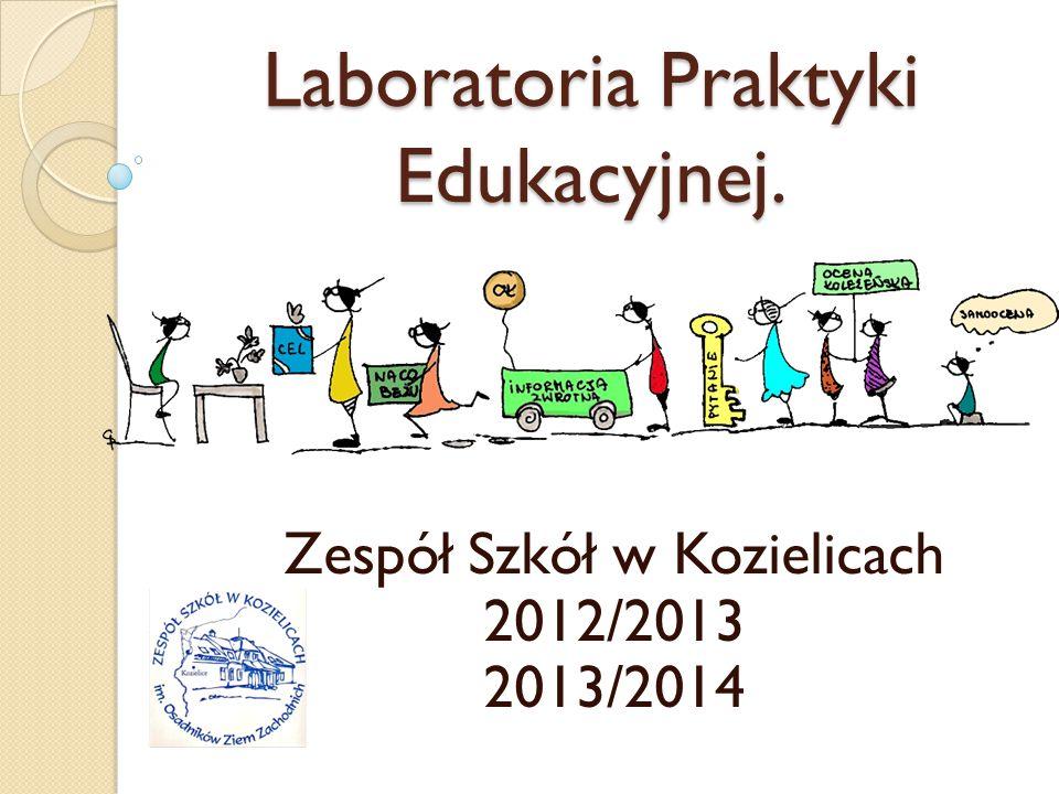 Laboratoria Praktyki Edukacyjnej.