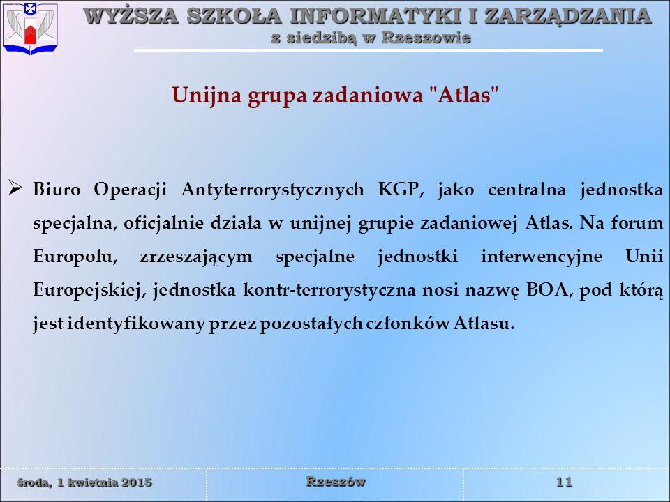 Unijna grupa zadaniowa Atlas