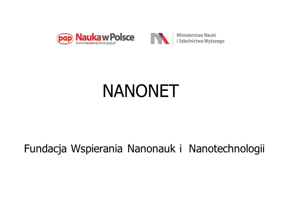Fundacja Wspierania Nanonauk i Nanotechnologii