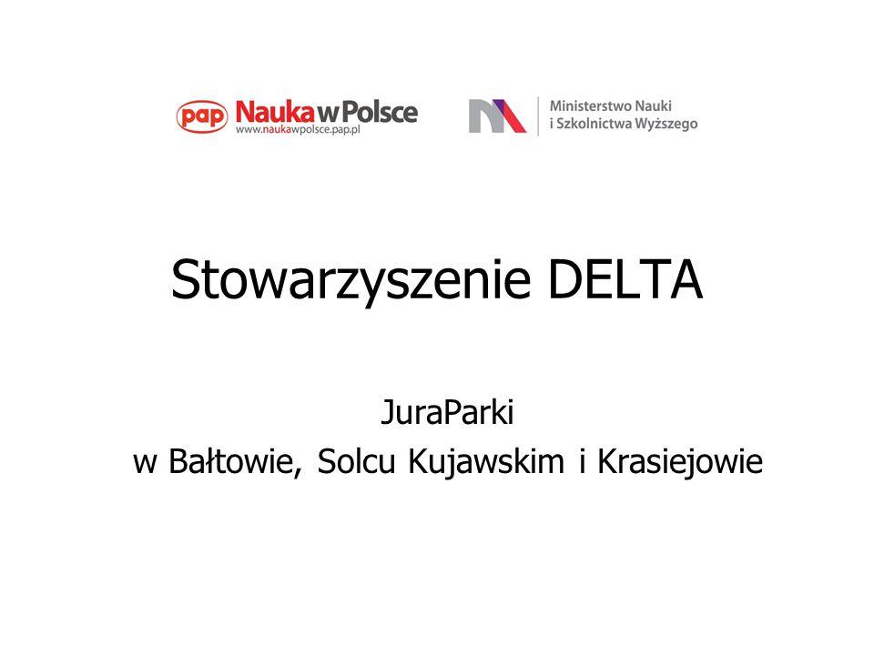 w Bałtowie, Solcu Kujawskim i Krasiejowie