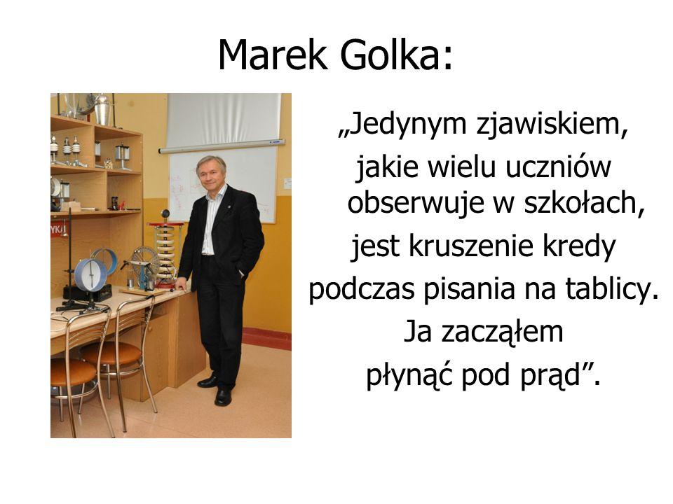 """Marek Golka: """"Jedynym zjawiskiem,"""
