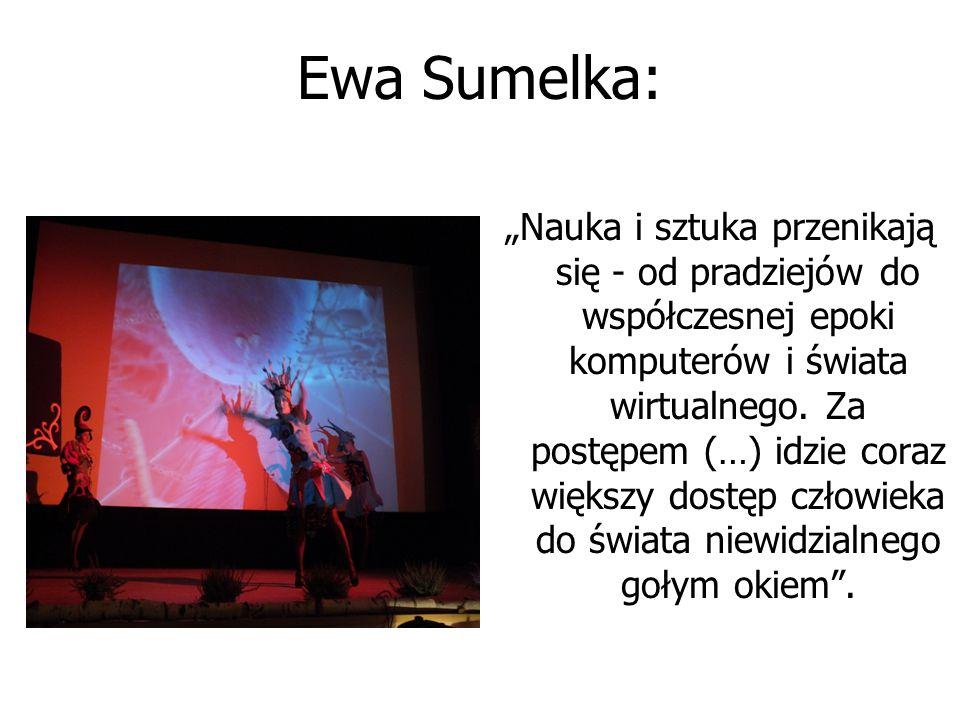 Ewa Sumelka: