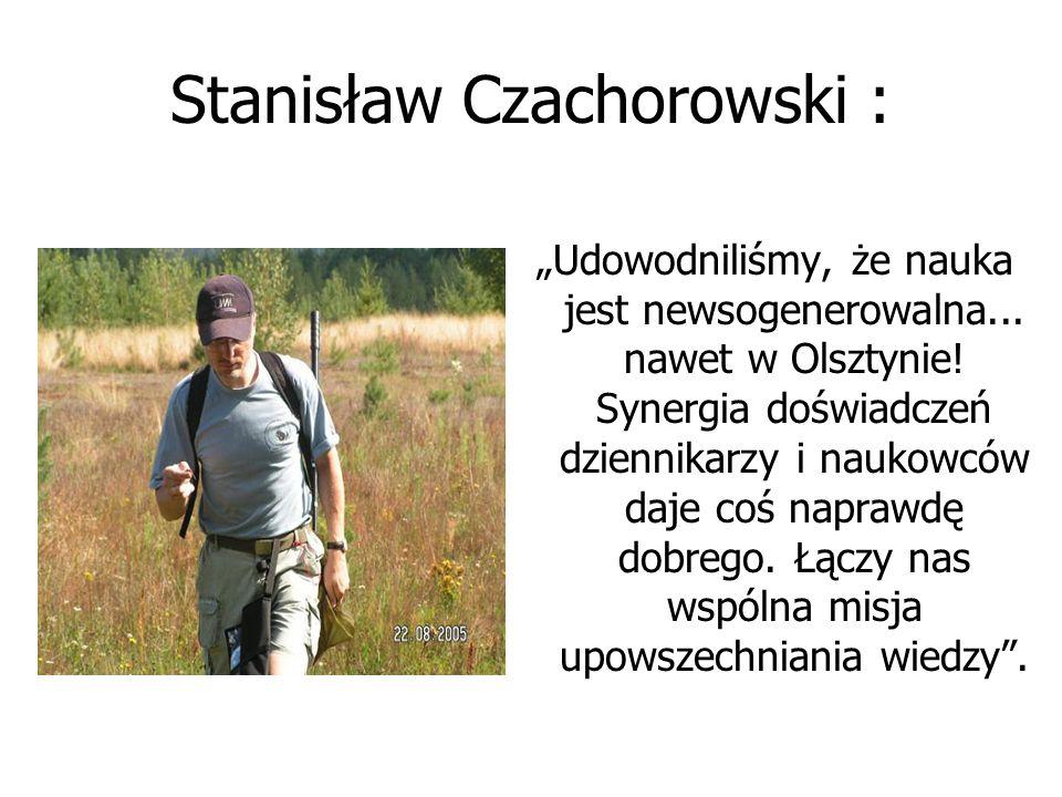 Stanisław Czachorowski :