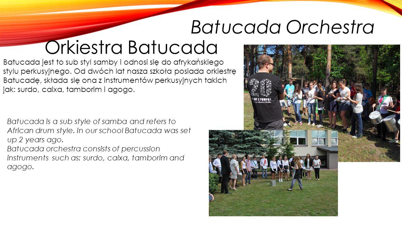 Batucada Orchestra Orkiestra Batucada