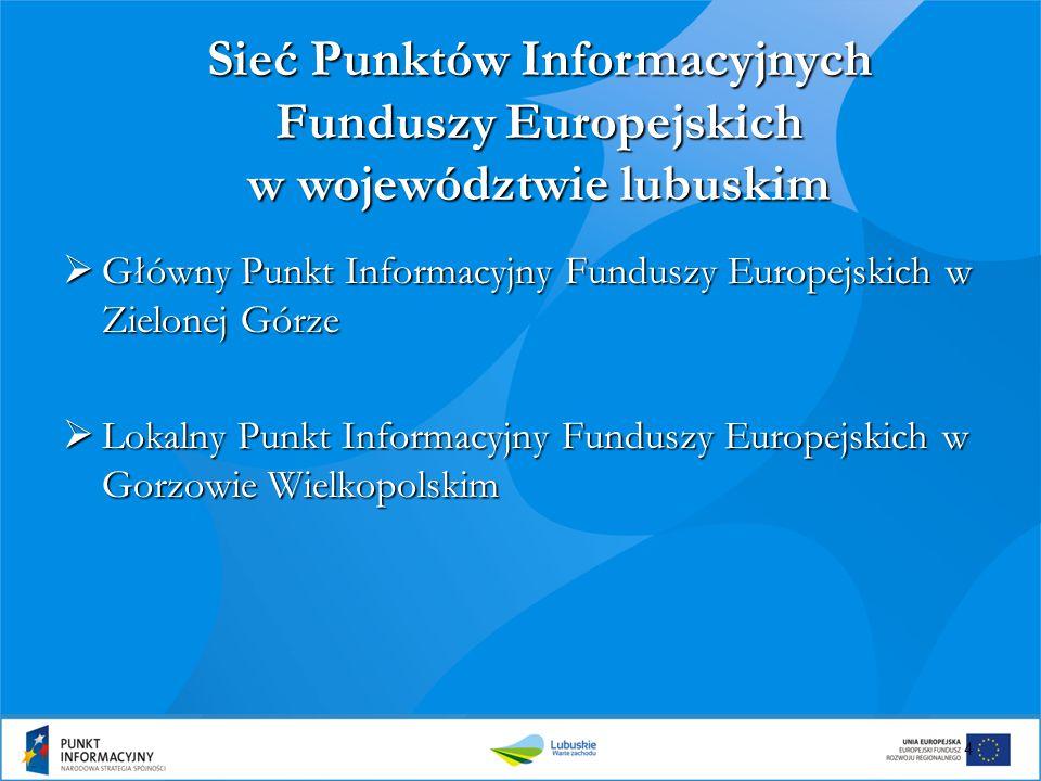 Sieć Punktów Informacyjnych