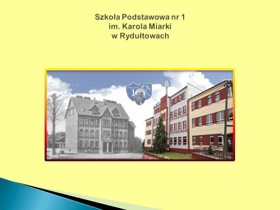 Szkoła Podstawowa nr 1 im. Karola Miarki w Rydułtowach