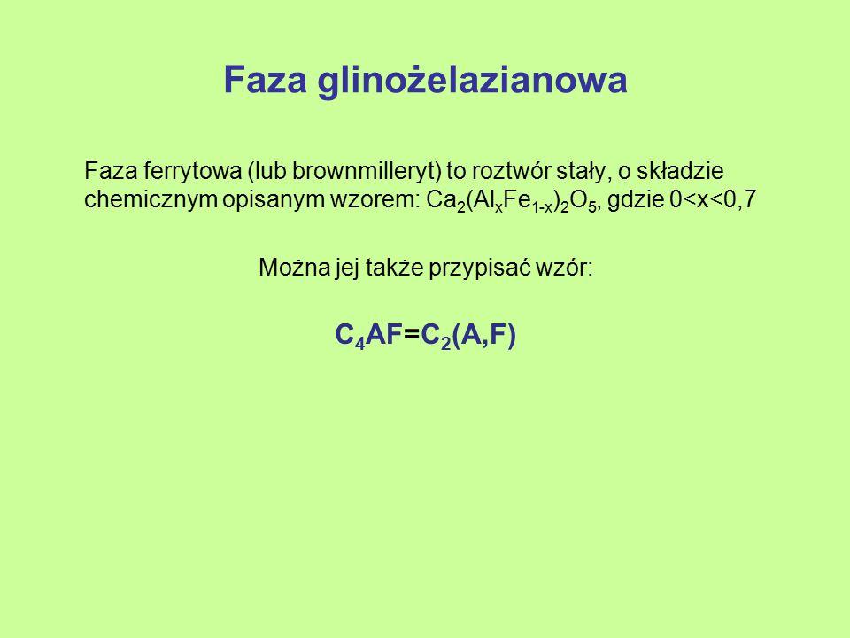 Faza glinożelazianowa