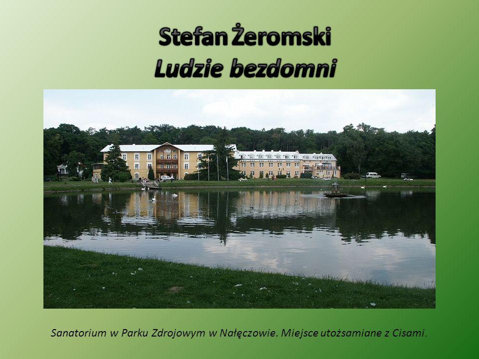 Stefan Żeromski Ludzie bezdomni