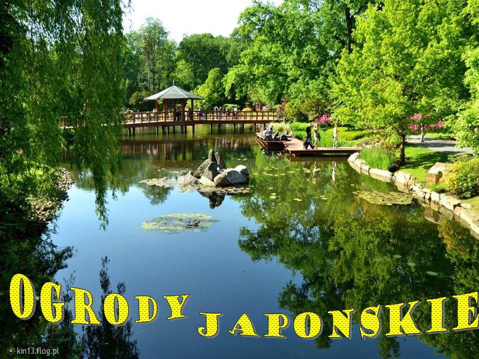OGRODY JapoNskie