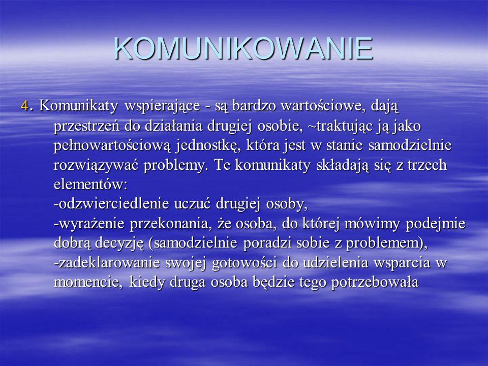 KOMUNIKOWANIE