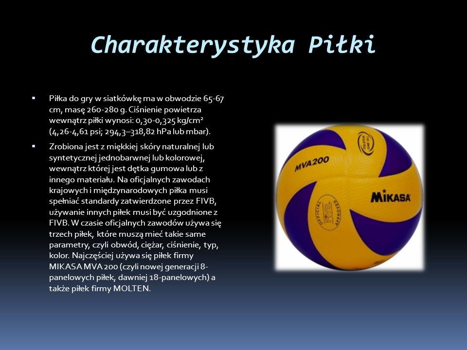 Charakterystyka Piłki
