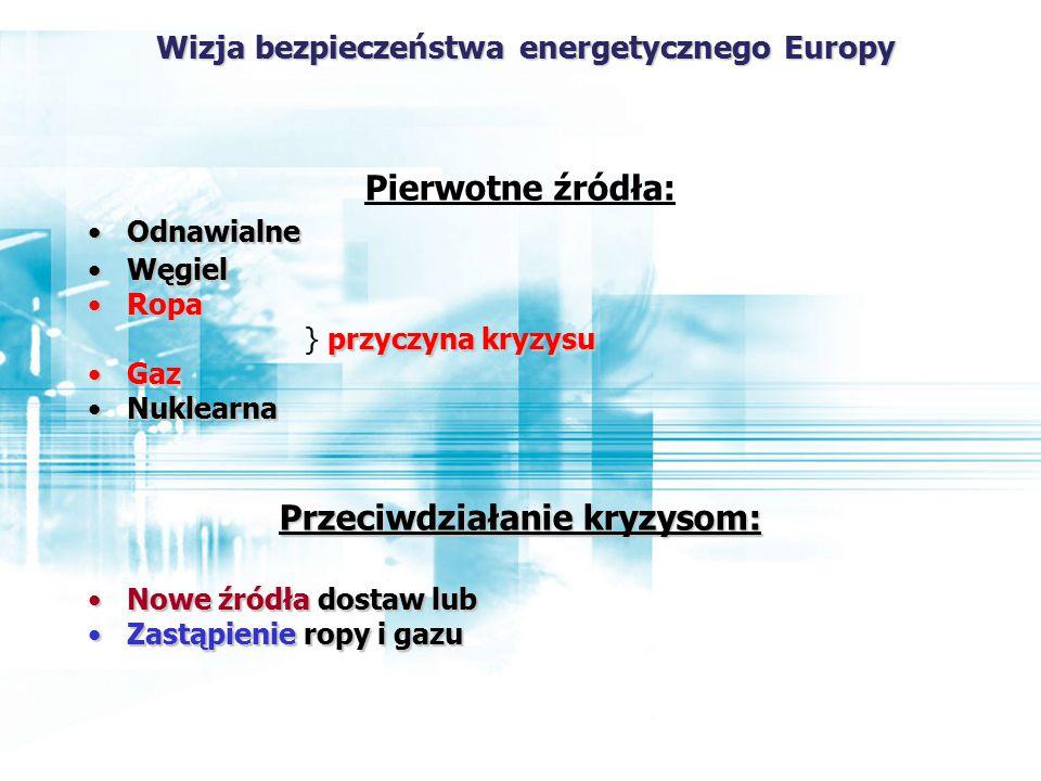Mieszanka energetyczna dla Europy