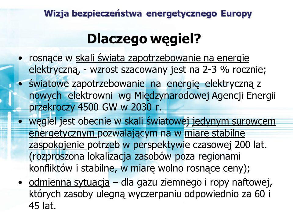 Dzięki węglowi: 1. Polska – najbardziej niezależny i bezpieczny energetycznie członek Unii Europejskiej.