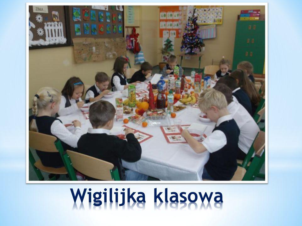 Wigilijka klasowa