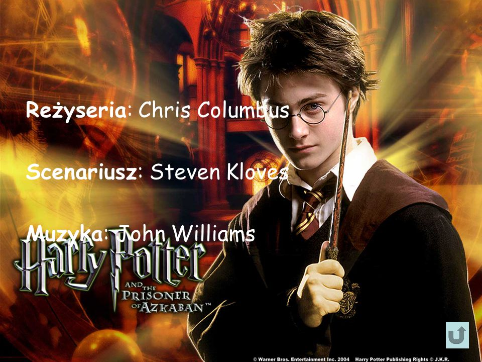 Reżyseria: Chris Columbus