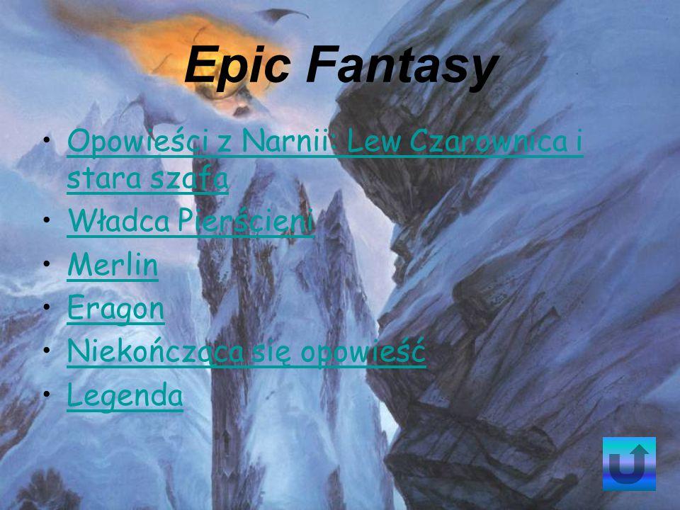 Epic Fantasy Opowieści z Narnii: Lew Czarownica i stara szafa