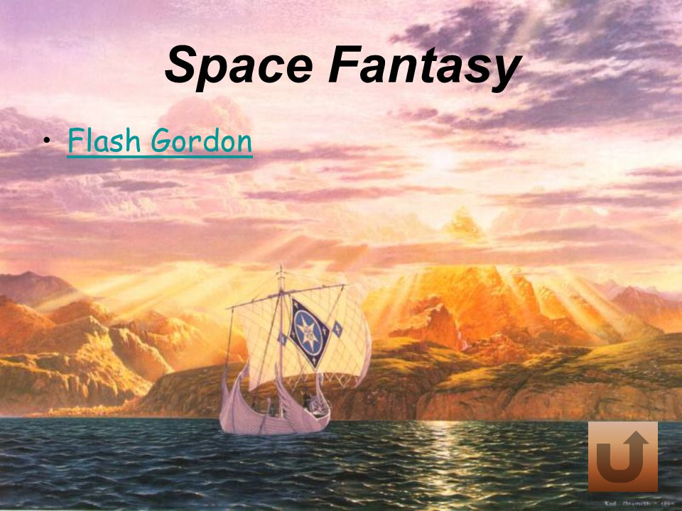 Space Fantasy Flash Gordon