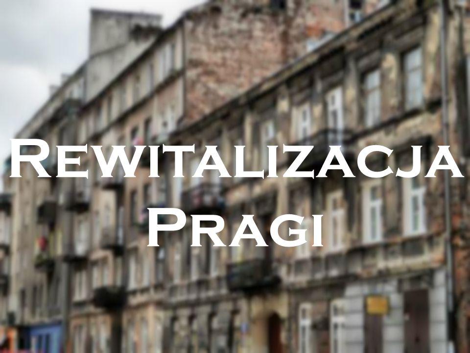 Rewitalizacja Pragi