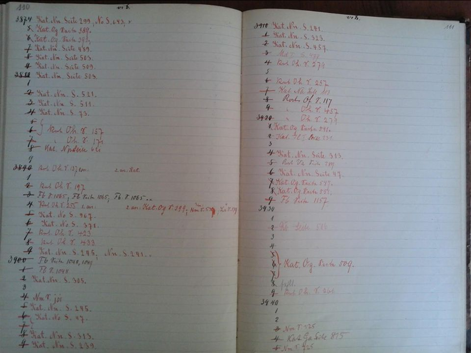 Stare Druki Tomy 14 440 vol. Braki 1 873 vol.