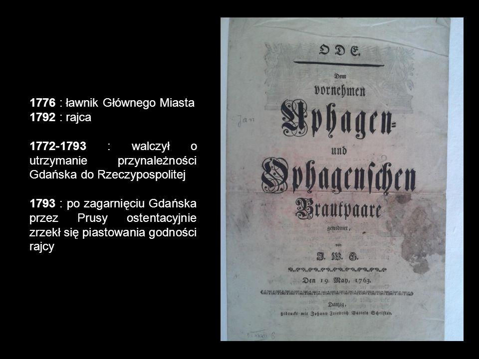 Księgozbiór Jana Uphagena