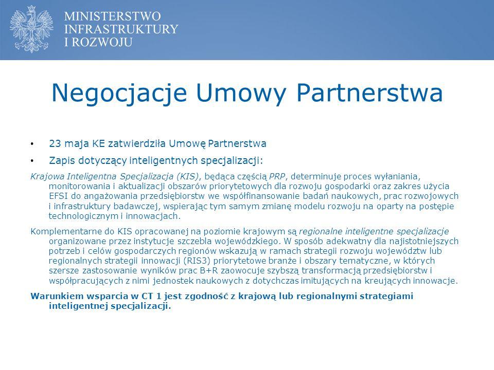Negocjacje Umowy Partnerstwa