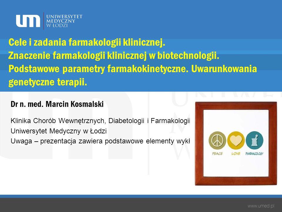 Dr n. med. Marcin Kosmalski