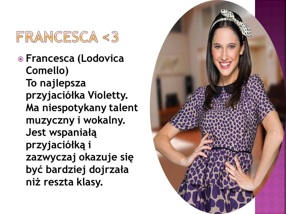 Francesca <3