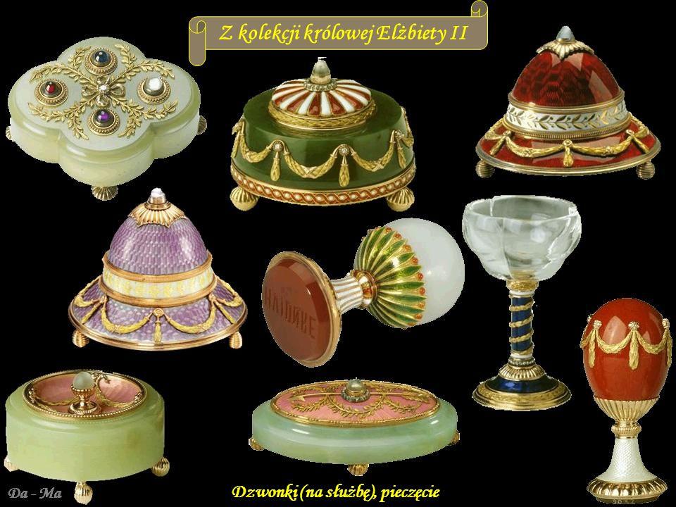 Z kolekcji królowej Elżbiety II