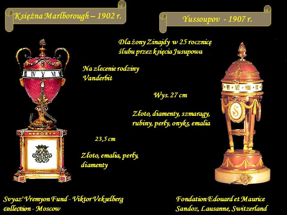 Księżna Marlborough – 1902 r.