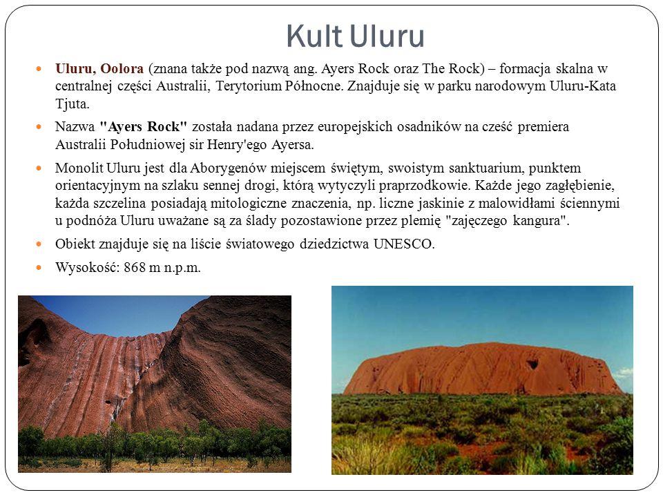 Kult Uluru