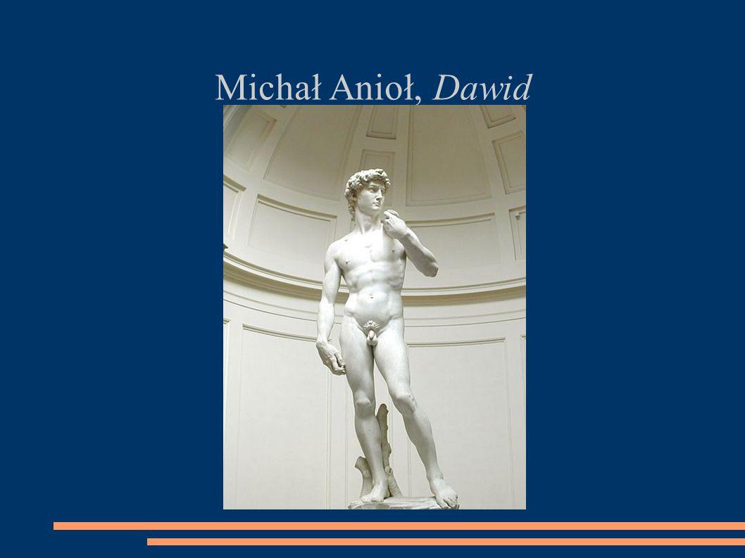 Michał Anioł, Dawid