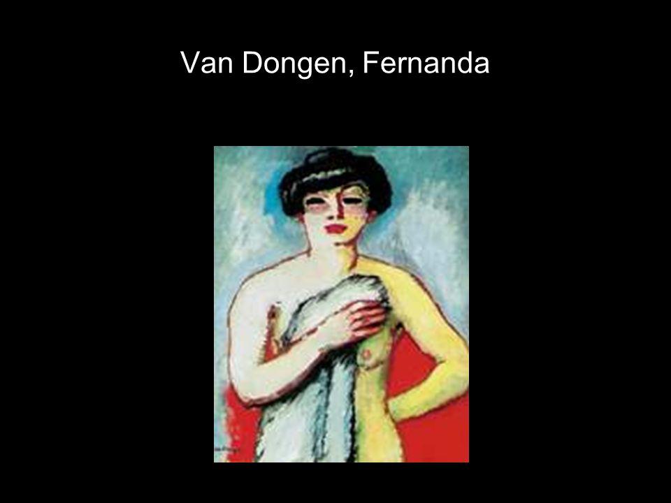 Van Dongen, Fernanda