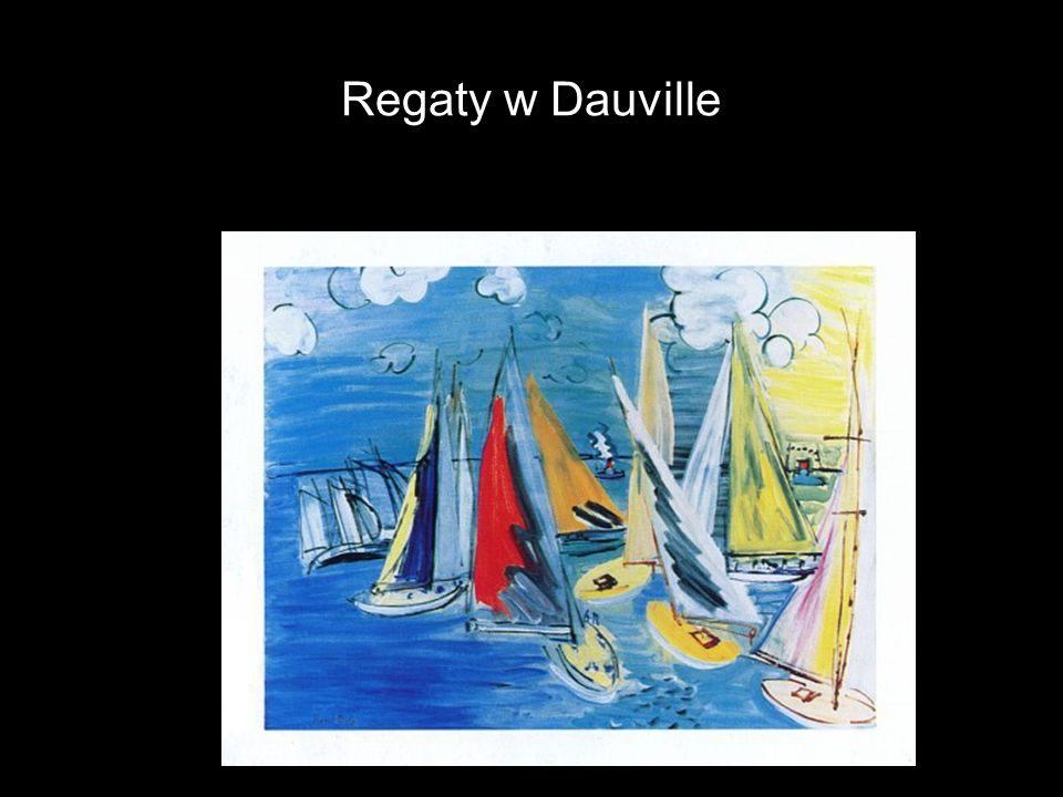 Regaty w Dauville
