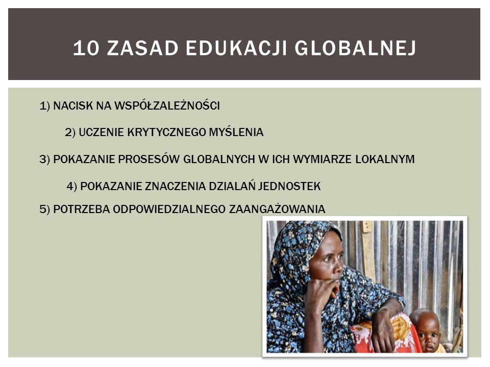 10 ZASAD EDUKACJI GLOBALNEJ
