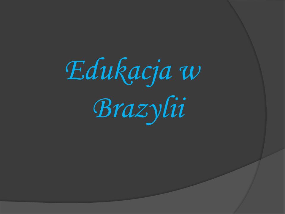 Edukacja w Brazylii