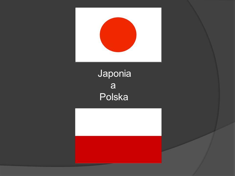 Japonia a Polska