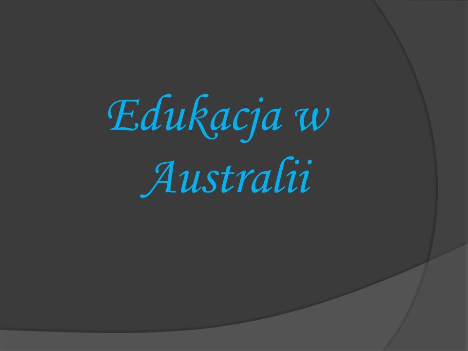 Edukacja w Australii