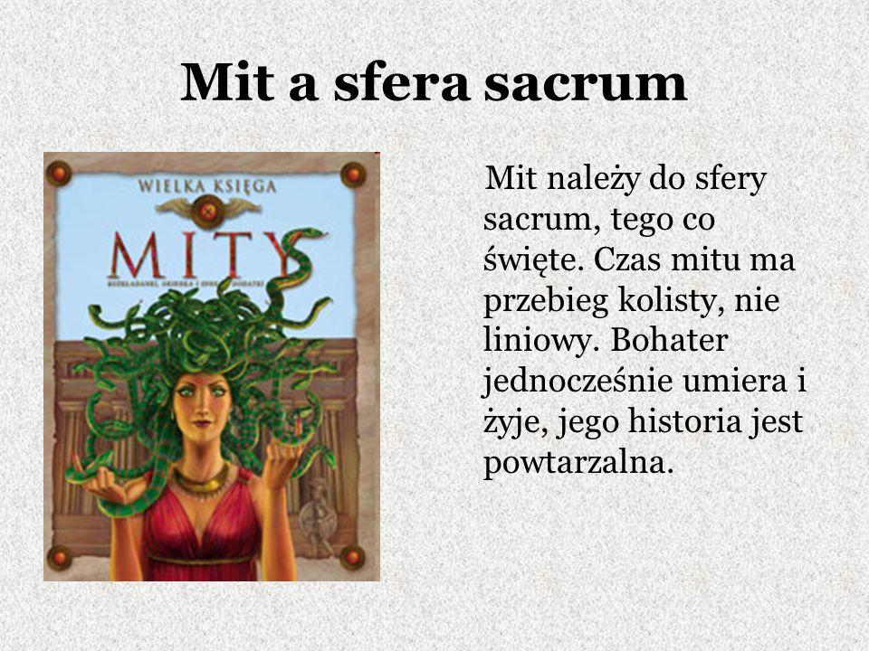 Mit a sfera sacrum