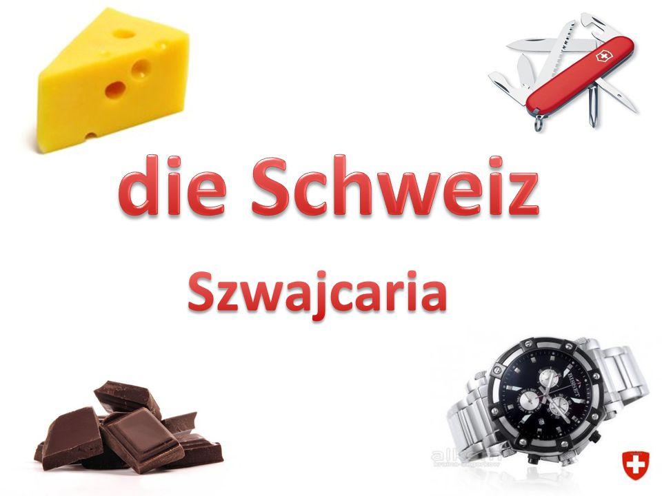 die Schweiz Szwajcaria