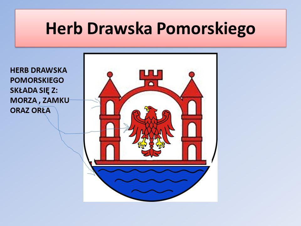 Herb Drawska Pomorskiego