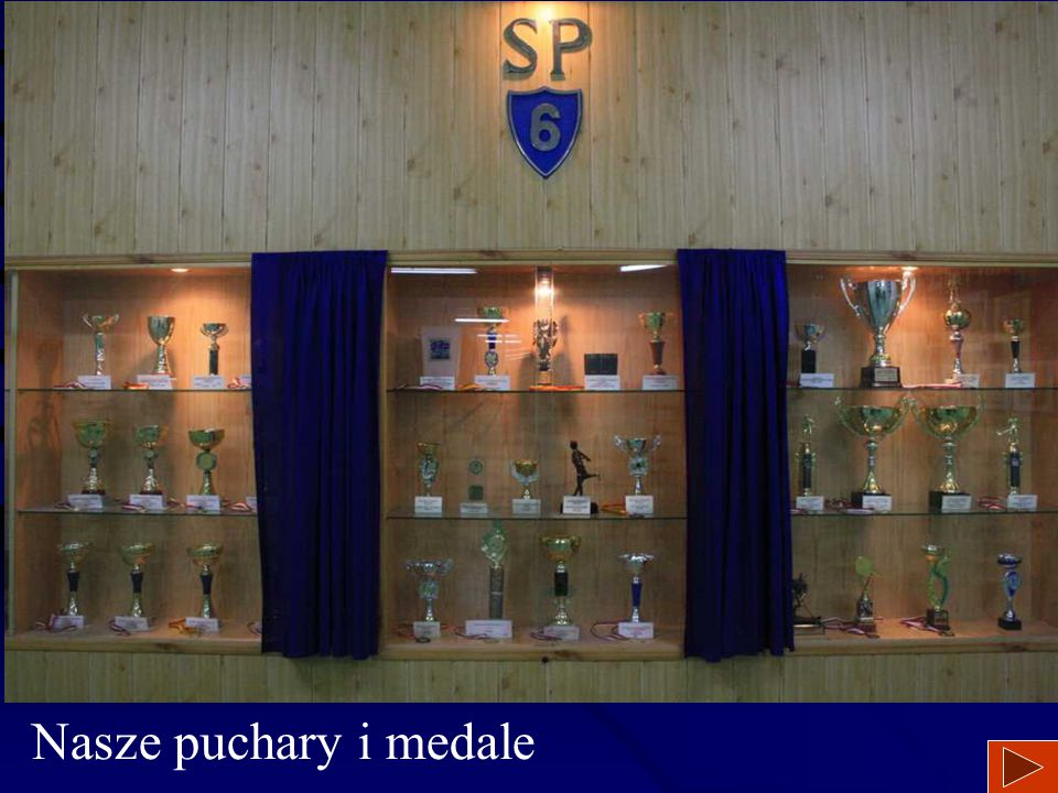 Nasze puchary i medale